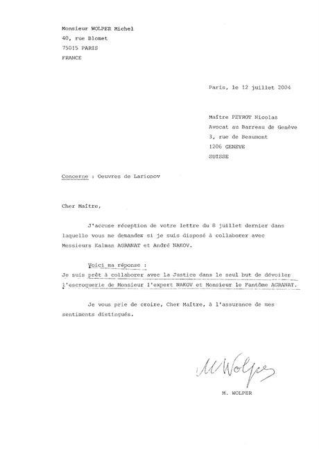 Maitre Avocat Lettre Paperblog