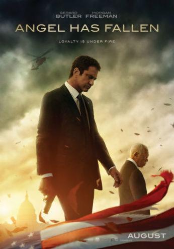 CINEMA : «Angel Has Fallen» (La chute du Président) de Ric Roman Waugh