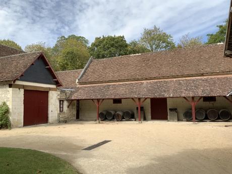 La ferme de Chenonceau
