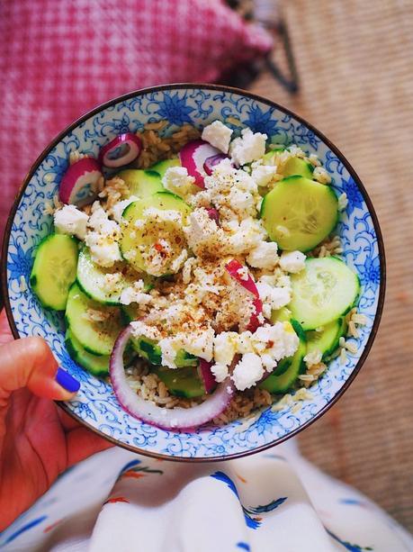 Cuisine : 3 recettes de salades de saison en septembre