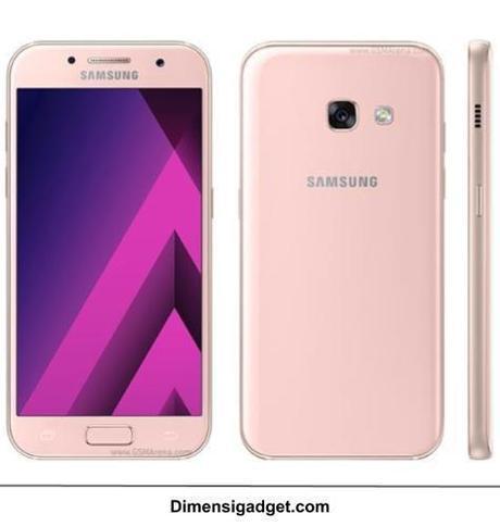 Harga Samsung Galaxy A3 2017 Terbaru November Dan Spesifikasi 2018