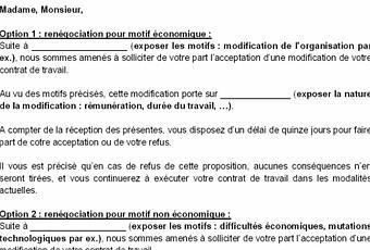 Résiliation D Un Contrat De Prestation De Service à Lire