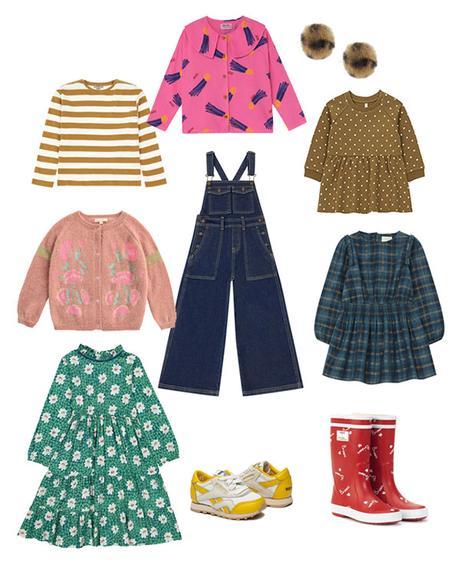 Mode enfant : les must-have de la rentrée