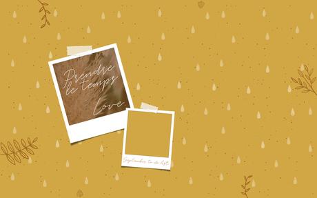 FONDS D'ÉCRAN #27 – Septembre tout doux (3 coloris)