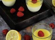 Crèmes express citron