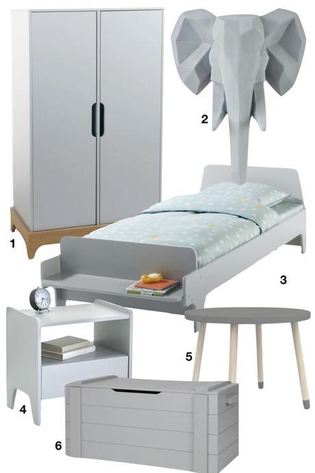 mobilier pour enfant armoire bois lit table caisse jeu table de chevet - blog déco - clemaroundthecorner