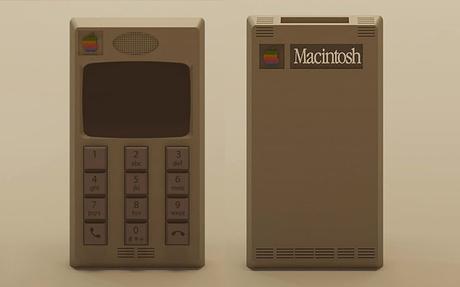 Il imagine un iPhone datant de 1984