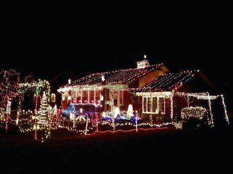 big christmas lights big christmas light displays near me