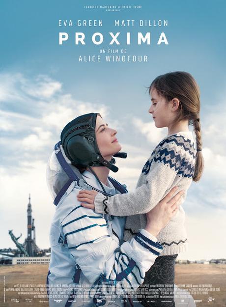 Affiche VF pour Proxima signé Alice Winocour