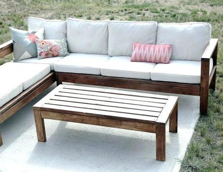 wicker outdoor coffee table outdoor white furniture white build a outdoor coffee table free and easy project and furniture plans