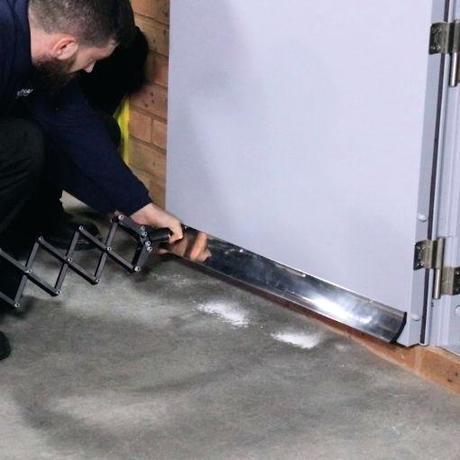 door rain deflector wooden garage door rain deflector