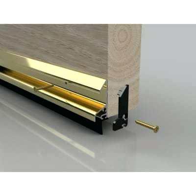 door rain deflector upvc door rain deflector screwfix