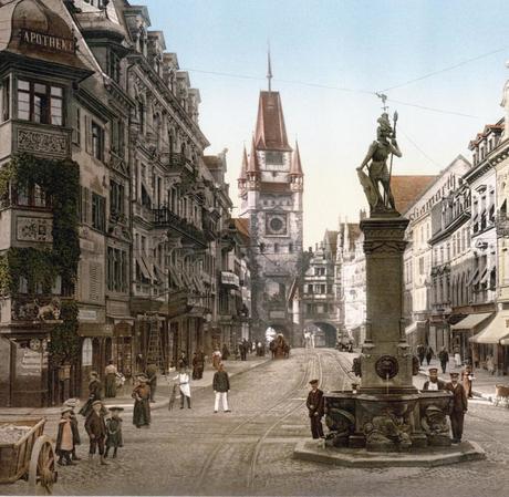 Voyage en Allemagne – Freiburg