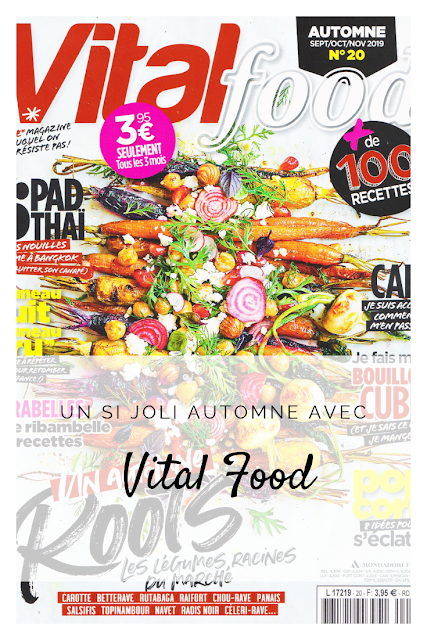 Un si joli automne avec Vital Food