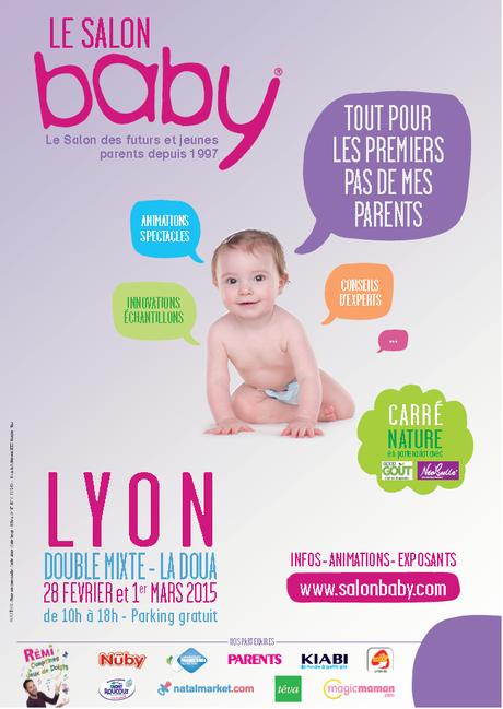 Salon Du Bebe Lyon
