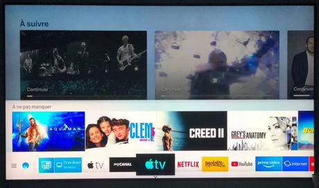Apple TV+ sera disponible sur les Smart TV Samsung
