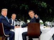 Iran, climat,Trump reste-t-il d'Emmanuel Macron