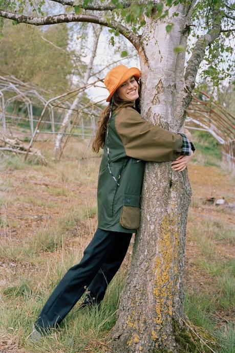 Le coup de cœur de la semaine : Barbour x Alexa Chung