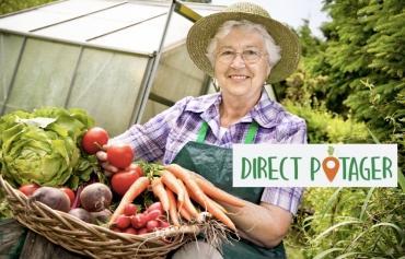 DirectPotager.fr est un site de vente de...