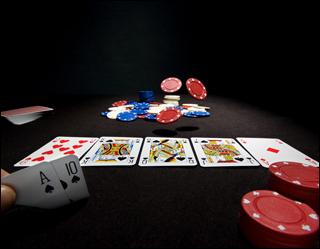 All about poker online games