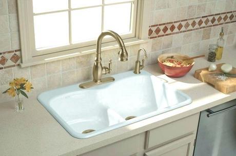 best kitchen sink material farmhouse kitchen sink materials