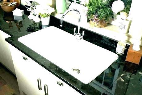 best kitchen sink material modern kitchen sink materials