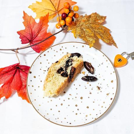 Recette: Biscotti noix de barù chocolat noir et citron