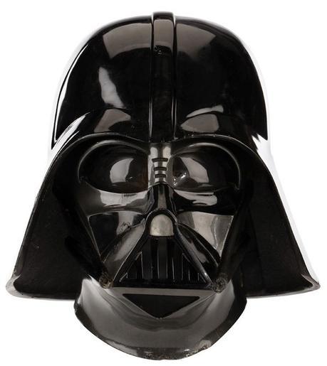 Un casque original de Dark Vador (1980) proposé aux enchères