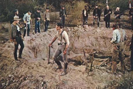 Major Dundee (1965) de Sam Peckinpah