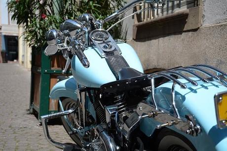 Look Harley Davidson et bottes gardianes et camarguaises