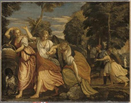 Les femmes dans l'Ancien Testament – Les filles de Loth