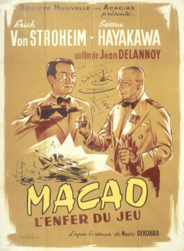 Macao, l'Enfer du Jeu (1942) de Jean Delannoy
