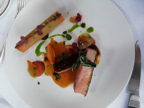 Canette de Chalans rôtie aux épices © Gourmets&co .