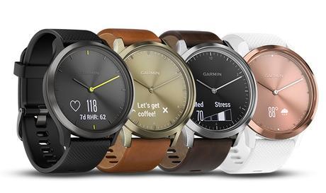 IFA : Garmin dévoile sa toute nouvelle gamme de montres.