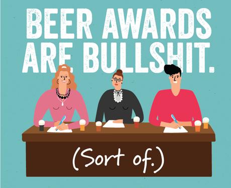 News bière – Les récompenses de bière sont des conneries. Sorte de. | Le cultivateur B.C.  – Bière noire