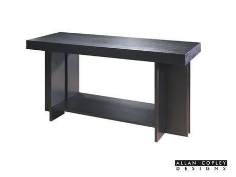espresso sofa table dark espresso sofa table