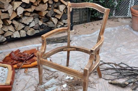 DIY chaise bricolage bois - blog déco - clem around the corner