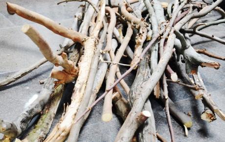 DIY chaise branches bois - blog déco - clem around the corner