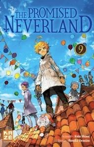 Kaiu Shirai & Posuka Demizu / The Promised Neverland, tome 9