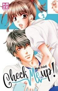 Maki Enjoji / Check me up !, Tome 2