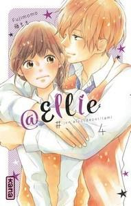 Fuji Momo / @Ellie, tome 4