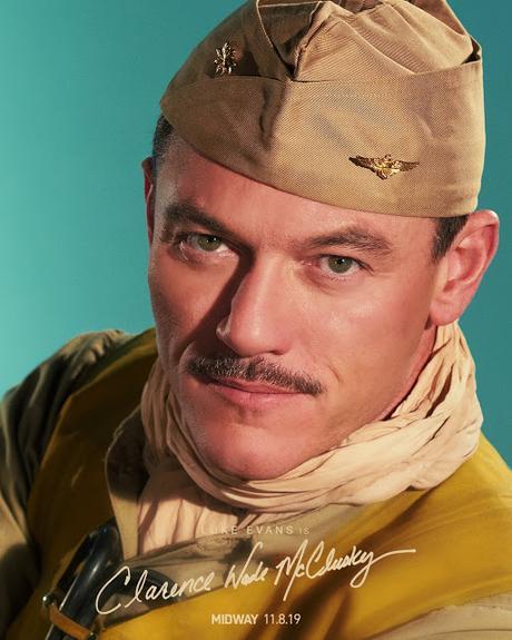 Affiches personnages US pour Midway de Roland Emmerich