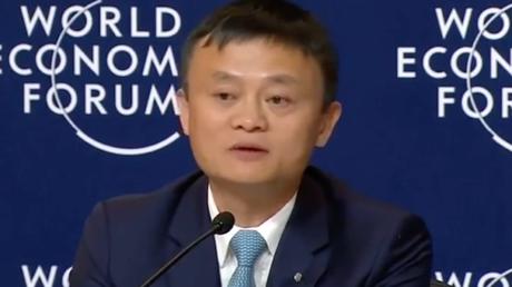 Jack Ma, charismatique patron d'Alibaba, quitte ses fonctions