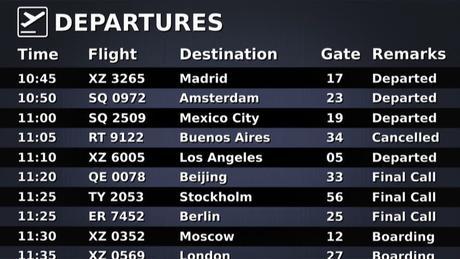 Que faire si mon jour de départ ou mon horaire en avion ont été changés ?