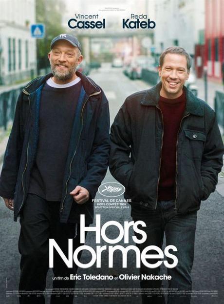 J'ai vu « Hors Normes » le film de  Eric Toledano et Olivier Nakache  en Avant Première