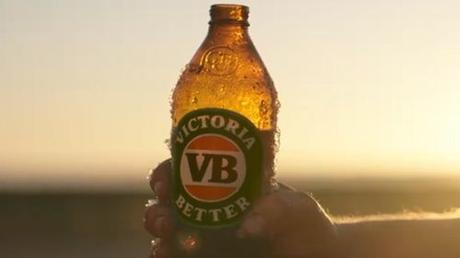 Pour une soif durement gagnée, vous avez besoin d'une grosse bière froide, et la meilleure bière froide était la Victoria