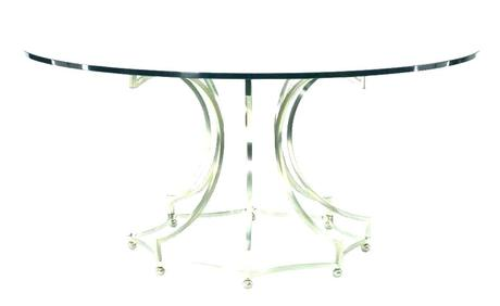60 round glass table top large 60 glass table top