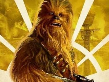 Découvrez les affiches de Solo a Star Wars Story!