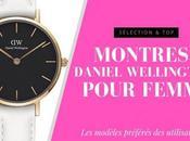 Notre sélection montres Daniel Wellington pour femme