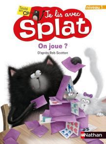 Je lis avec Splat – Numéro 4, 5 & 6